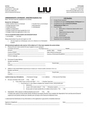 i 20 application undergraduate