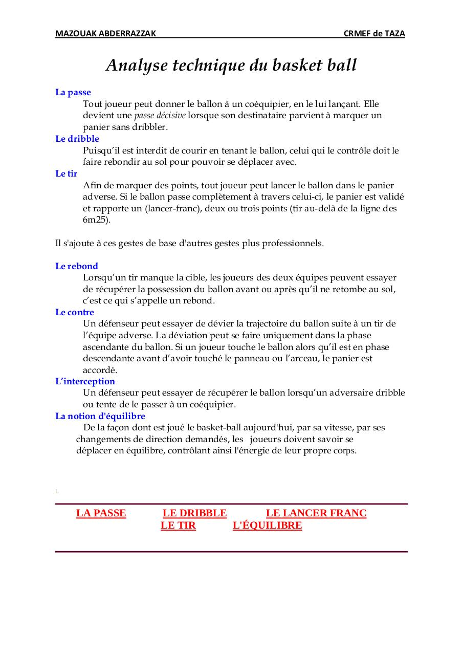 ANALYSE TECHNIQUE DU BASKET BALL.pdf - page 1/7