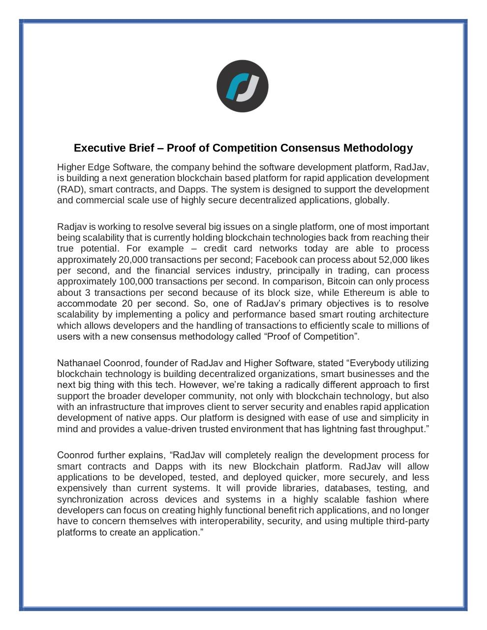 RadJav__Executive_Brief_on_Proof_of_Competition_Consensus_Methodology.pdf - page 2/6