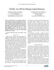 mining linked data