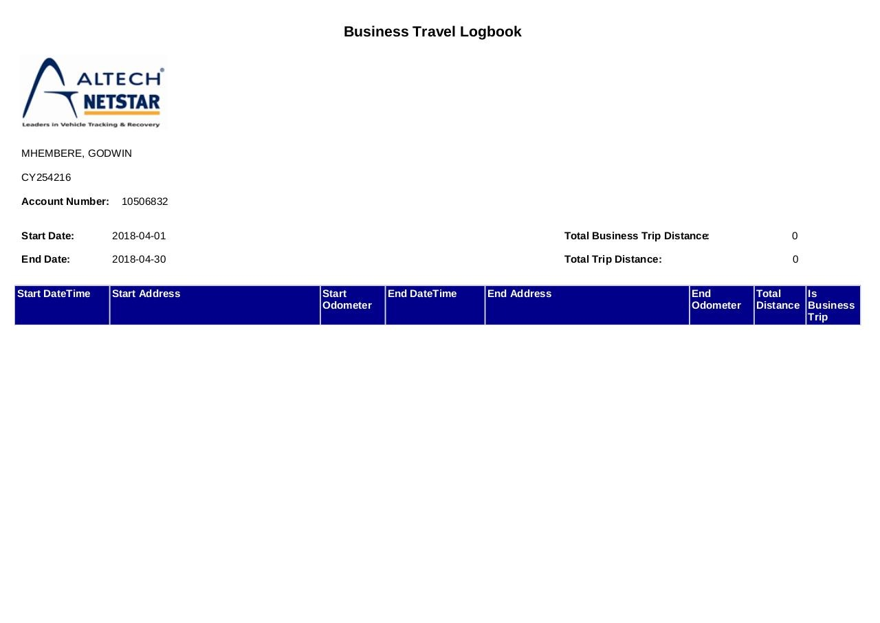 Document preview Business Travel Logbook for CY254216.pdf - page 1/1