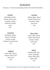 PDF Document qr menu