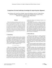textual renderings ontologies