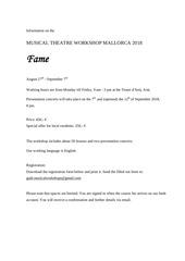 info english