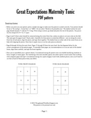 PDF Document pattern