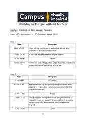 PDF Document campus visually impaired   seminar program schedule