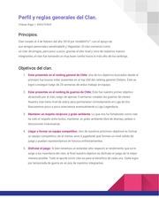 chilean rage info