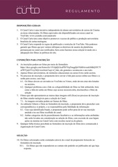 PDF Document regulamento
