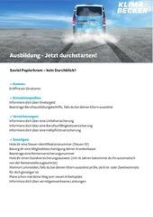 PDF Document checkliste ausbildung