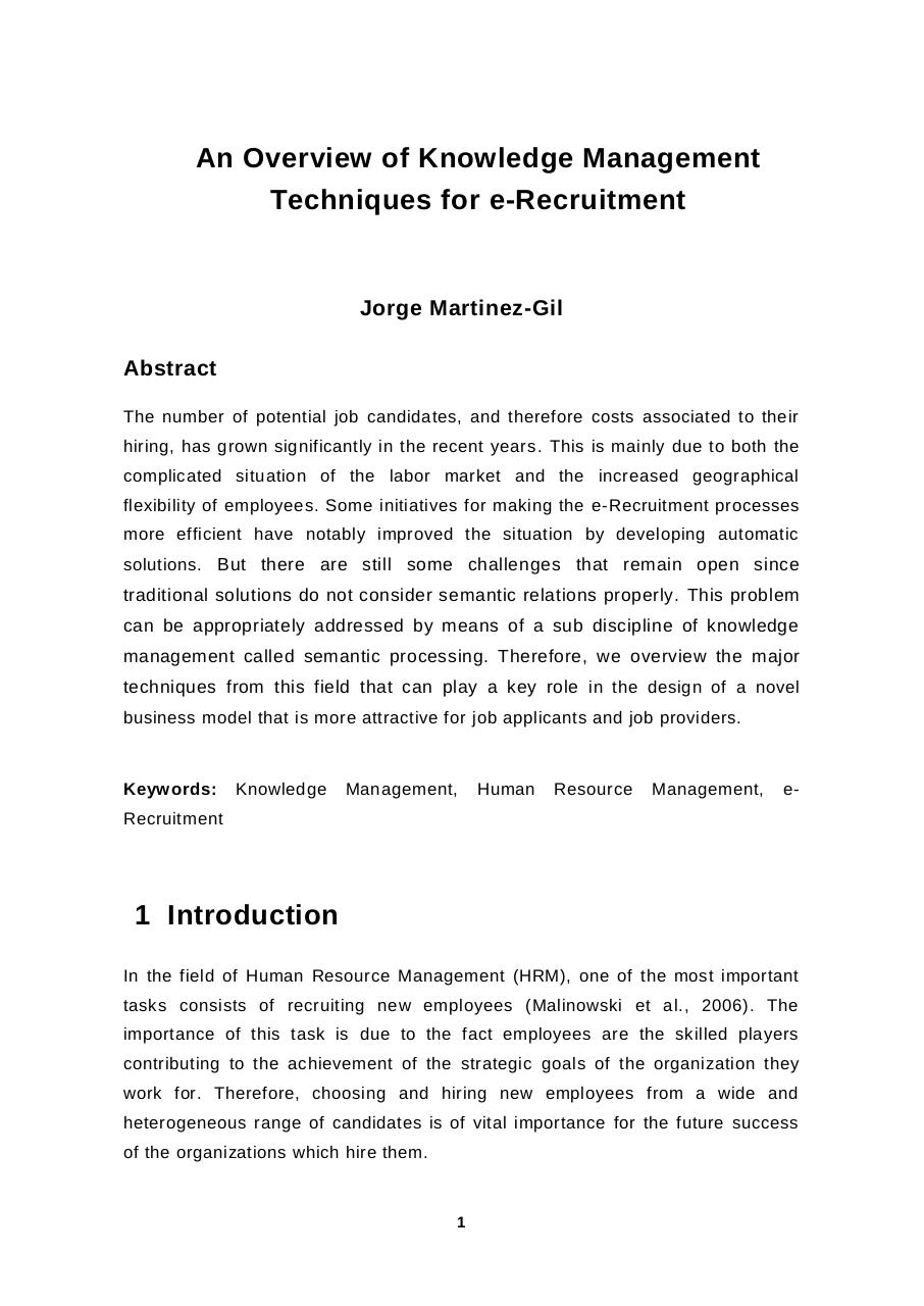 Knowledge-Management-Recruitment.pdf - page 1/21
