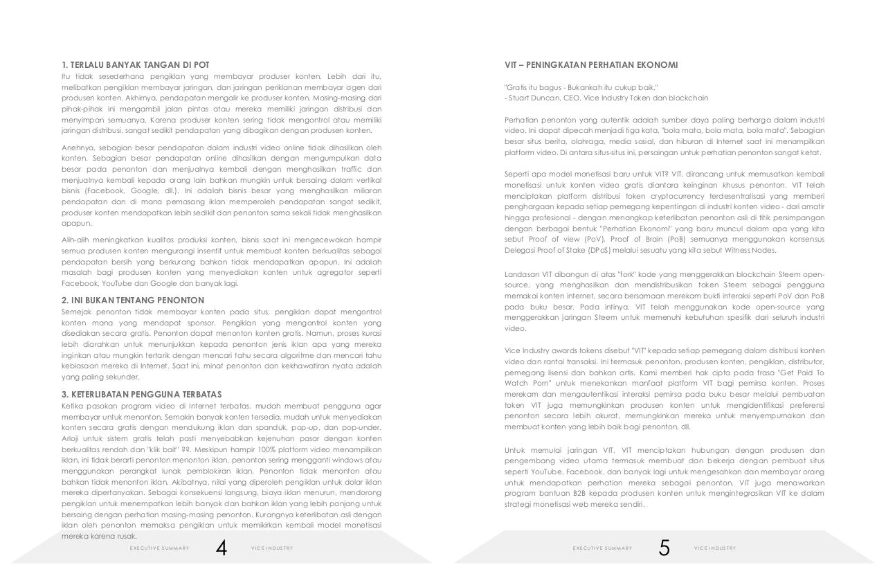 Document preview VIT Executive Summary Indonesian.pdf - page 3/5