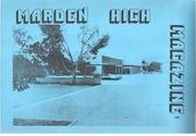 PDF Document marden high magazine 1981
