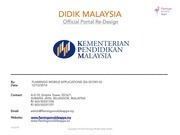 PDF Document moes didik malaysia website development by zainal azrul