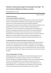 PDF Document ib eckpunktesofortprogrammgegenpersonalmangelinderpflege