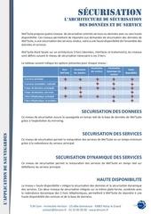 PDF Document fiche presentationsecurisation