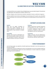 PDF Document fiche presentationwelcom