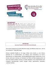 PDF Document fokus sicherheit