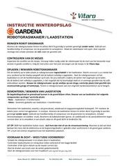 PDF Document instructie winteropslag gardena