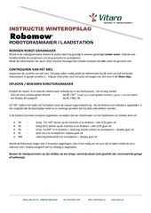instructie winteropslag robomow