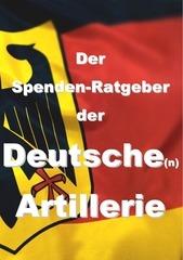 der spenden ratgeber der deutschen artillerie