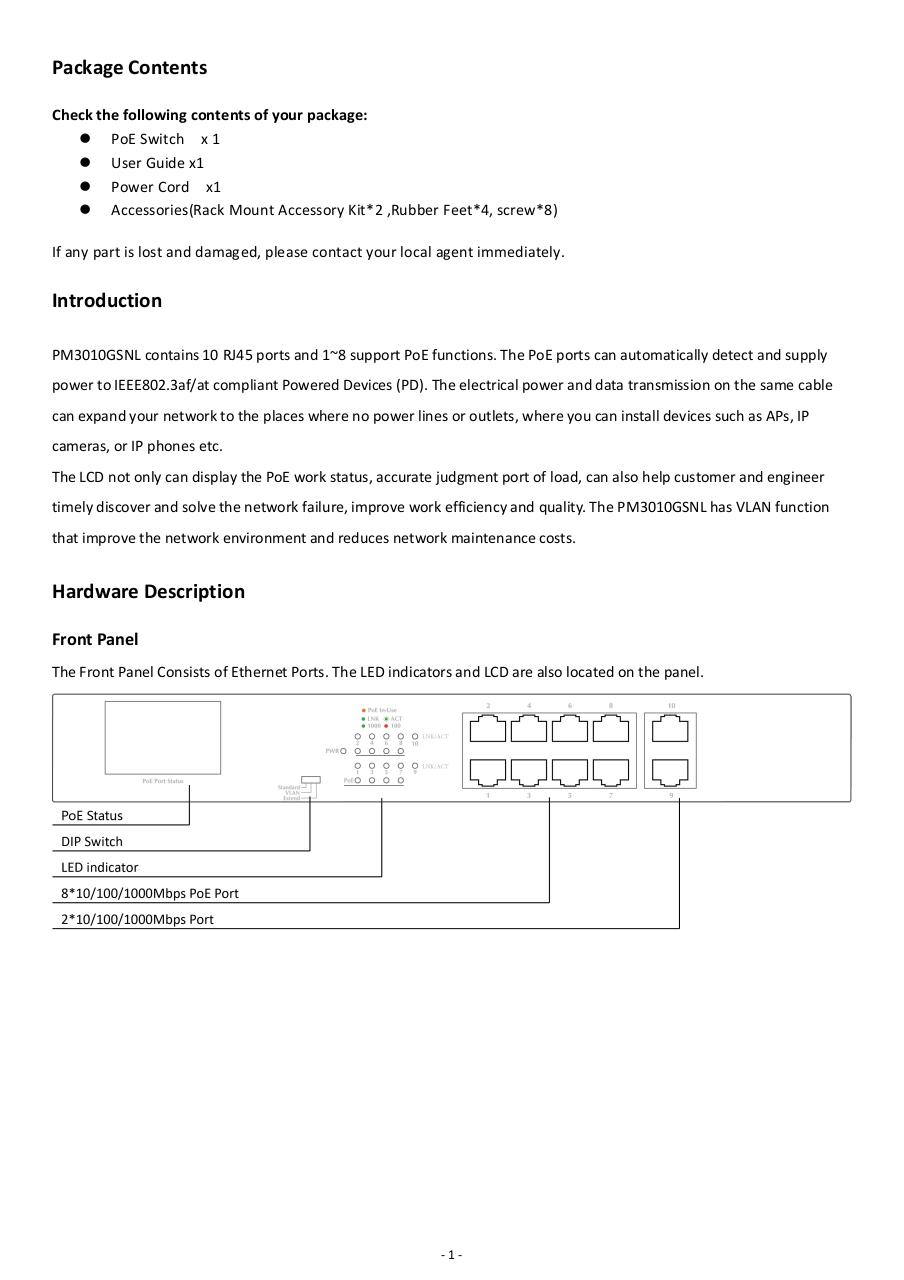pm3010gsnl-140-v1-user-manual.pdf - page 2/11