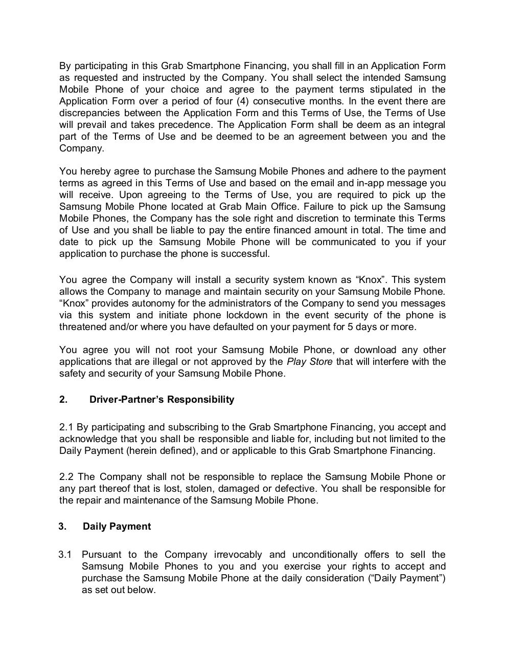 SPF TERMS & CONDITIONS.pdf - page 2/8