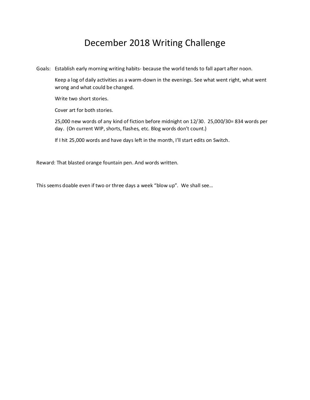 Document preview December Writing Challenge.pdf - page 1/1