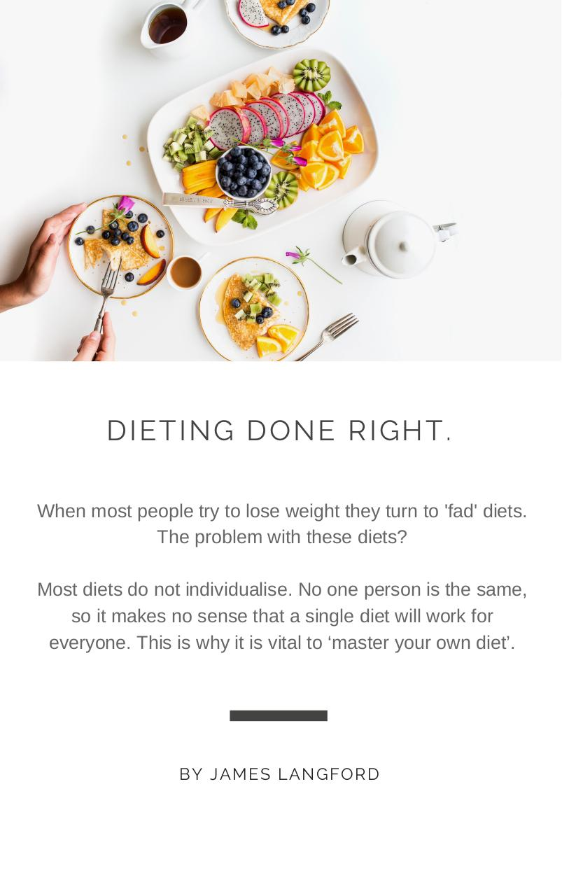 Dieting done right.pdf - page 1/30