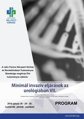 minimal invaziv eljarasok az urologiaban vii