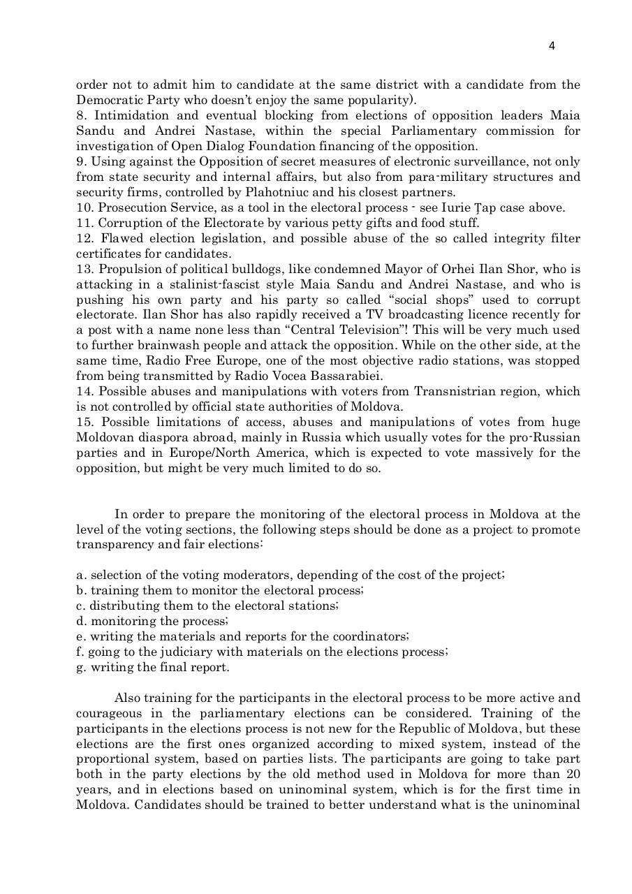 Document preview Brief on MD elections 2019 (artur).pdf - page 4/5