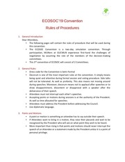 ecosoc19 convention rules of procedures rops