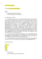 widerspruchberichtigungsantrag