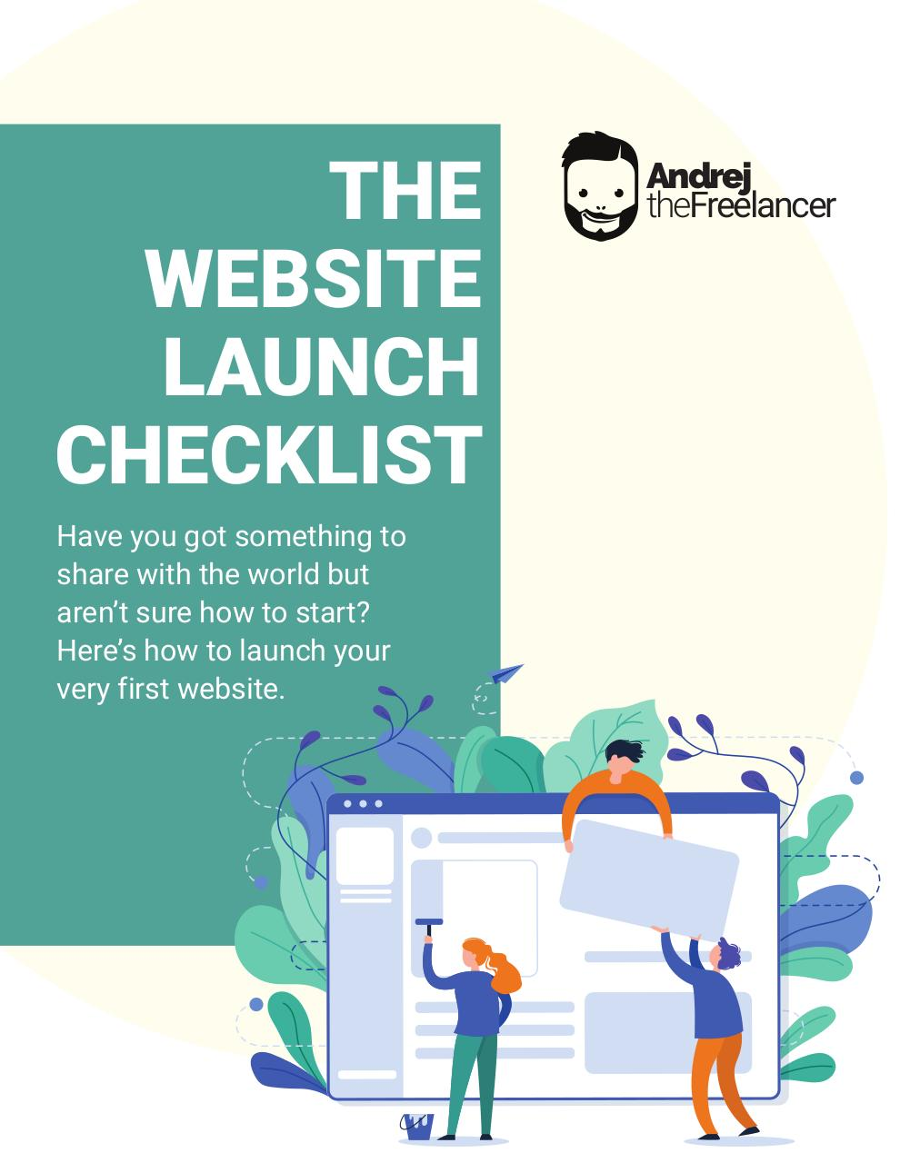 Document preview the+website+launch+checklist.pdf - page 1/3