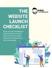 thewebsitelaunchchecklist