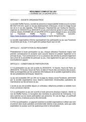 PDF Document jeu concoursreglementjournee de la gaufre 2019