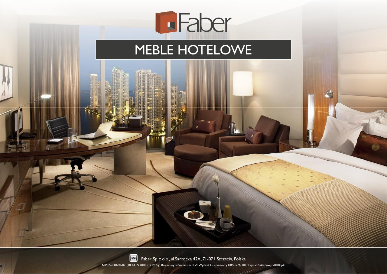 Faber - MEBLE HOTELOWE.pdf - page 1/29