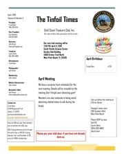 2019 april gctc newsletter
