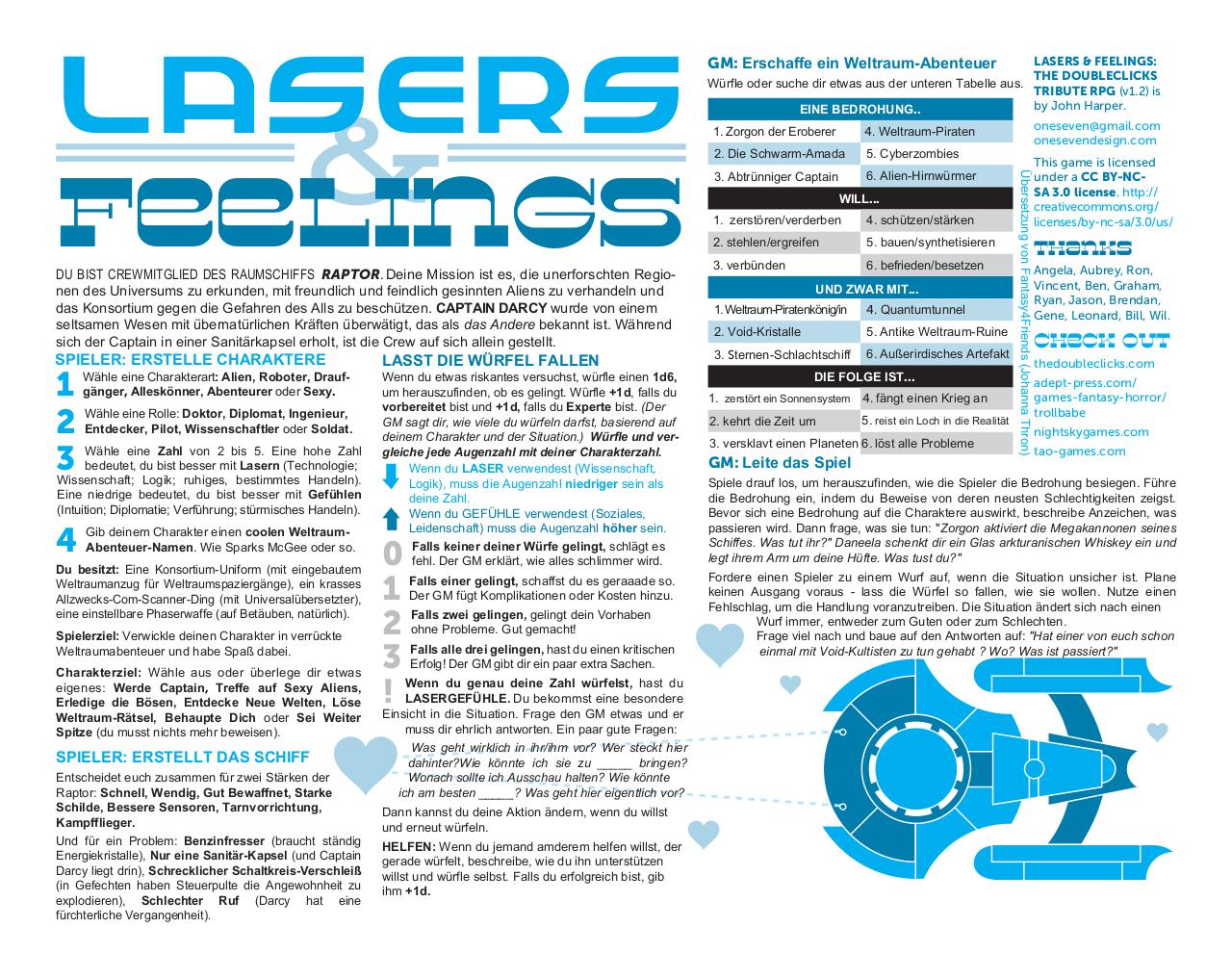 Document preview lasers_and_feelings_rpg_german.pdf - page 1/1