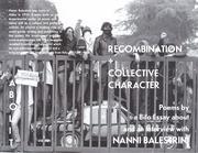 balestrininanni recombination  collective character print