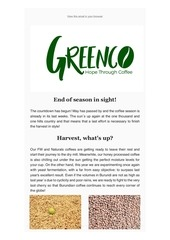 greenco burundi newsletter may 2019
