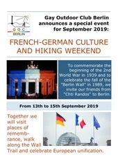 einladung french german hiking weekend