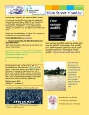 newsletter july 22