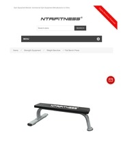 www fitness china com flat bench press
