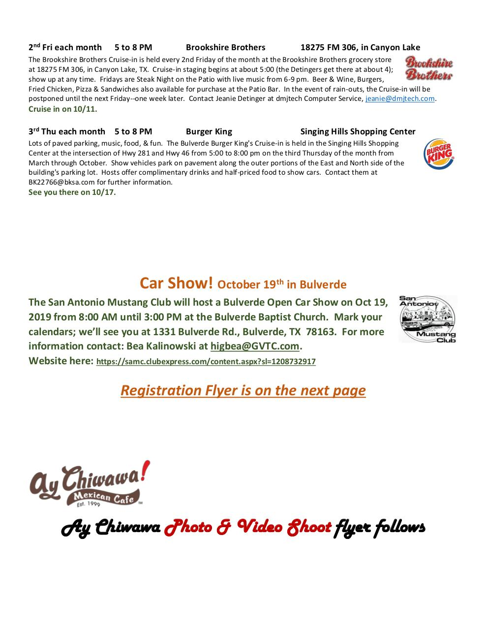 2019 10 Cruise-in flyer.pdf - page 2/4