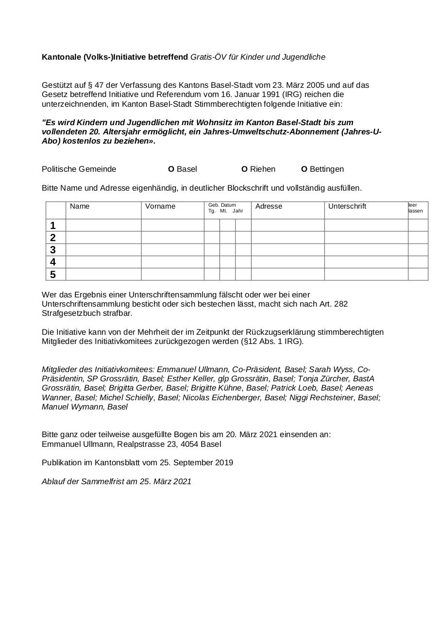 Document preview Initiativtext Gratis ÖV.pdf - page 1/1