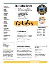 2019 october gctc newsletter