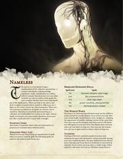 nameless   otherworldly patron 1