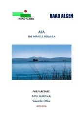 afa the miracle formula