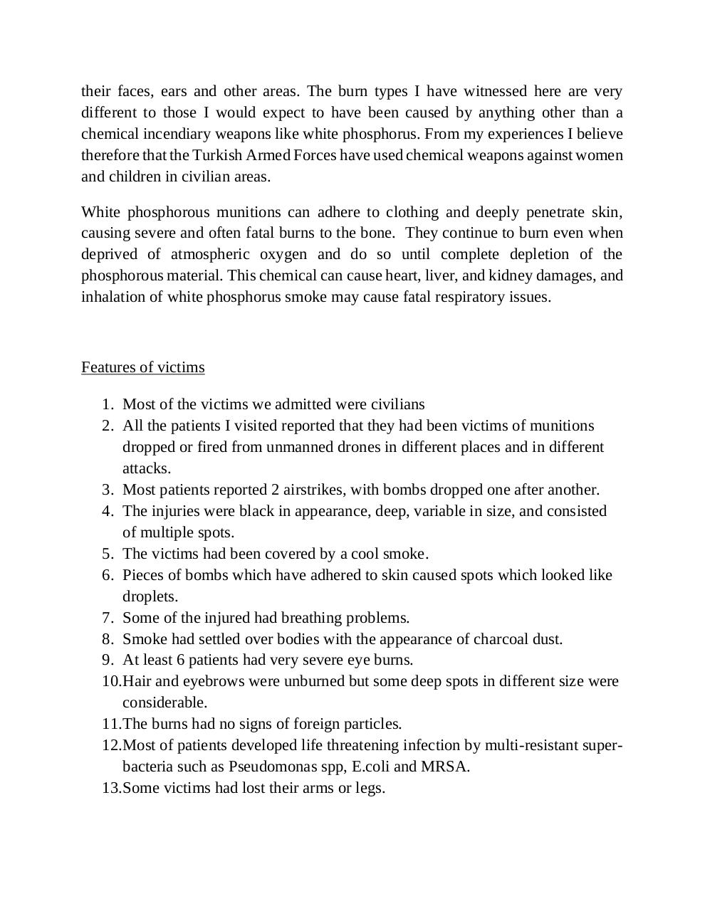 report on chemical weapon use_Dr Abbas.pdf - page 2/15