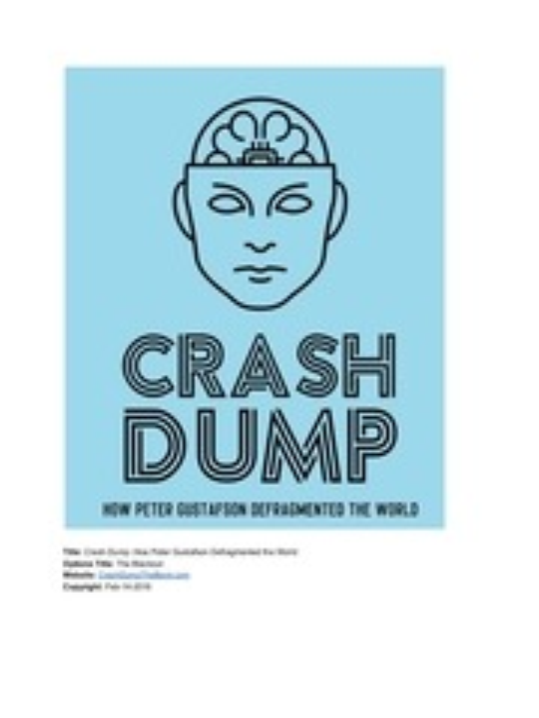 crashdumpfullbookpdf